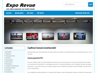 Annuaire Exporevue