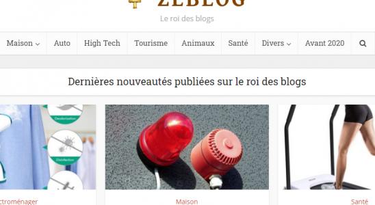 Le roi des blogs: Zeblog.net