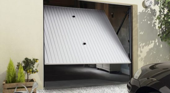 Installer une porte de garage Porte de garage basculante